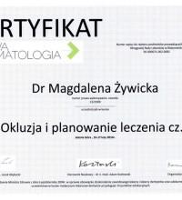 Okluzja i planowanie leczenia - cz. 1 - Dr Magdalena Żywicka