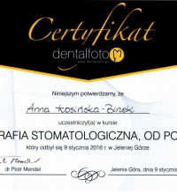 Fotografia stomatologiczna od podstaw - Anna Łosińska-Binek