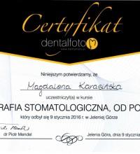 Fotografia stomatologiczna od podstaw - Magdalena Karasińska