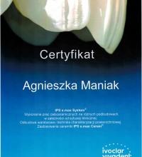 IPS emax System – wykonanie prac całoceramicznych na różnych podbudowach w zależności od sytuacji klinicznej – Agnieszka Maniak