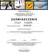 Rekonstrukcja zwarcia jako istotny element rehabilitacji układu stomatognatycznego - Sylwia Książek