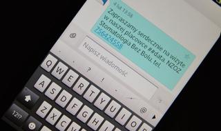 Komunikacja SMS z pacjentami