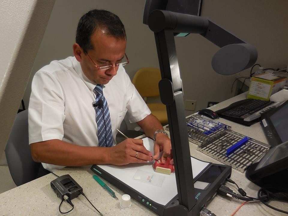 MPI-UNC implant prostodontic program