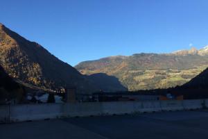 Tyrolskie pejzaże naprawdę potrafiły nas zachwycić