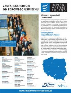 Implant Masters Poland - lokalizacje