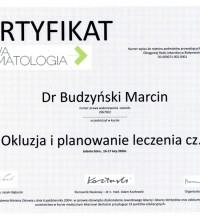 Okluzja i planowanie leczenia cz. I - Dr Marcin Budzyński