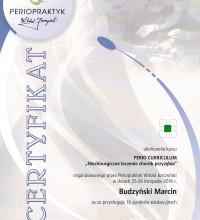 Niechirurgiczne leczenie chorób przyzębia - Marcin Budzyński