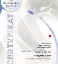 Terapia regeneracyjna - Perio Curriculum - Marcin Budzyński