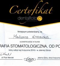 Fotografia stomatologiczna od podstaw - Malwina Krasicka